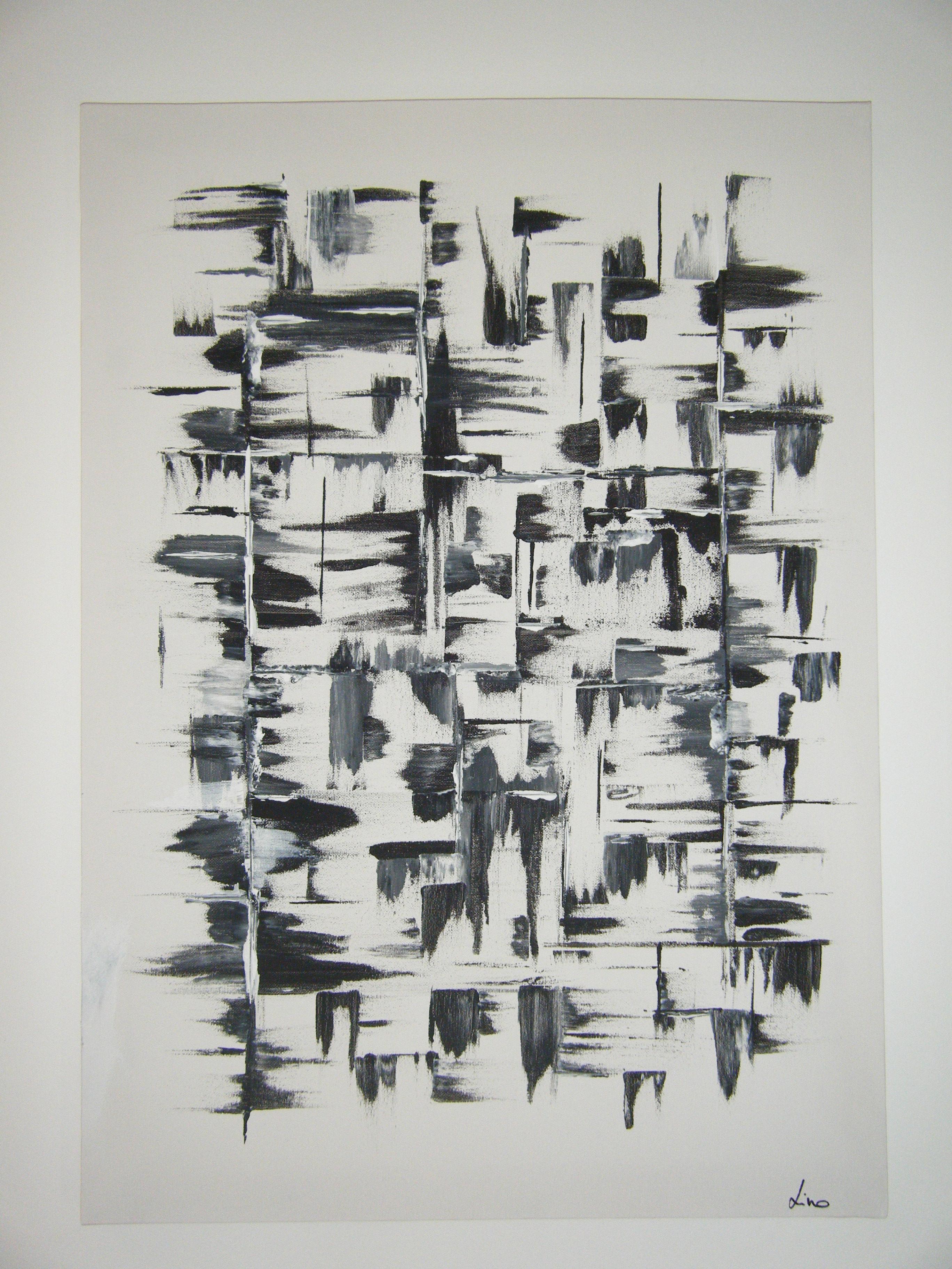 Artlinodeco tableaux for Tableau portrait noir et blanc
